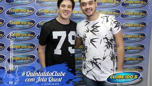 Foto Quintal da Clube com Jota Quest 187