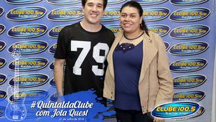 Foto Quintal da Clube com Jota Quest 188