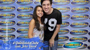 Foto Quintal da Clube com Jota Quest 191