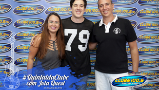 Foto Quintal da Clube com Jota Quest 193