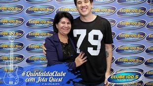 Foto Quintal da Clube com Jota Quest 194