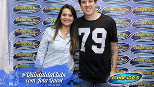 Foto Quintal da Clube com Jota Quest 197