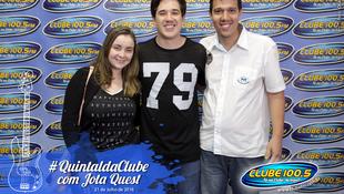 Foto Quintal da Clube com Jota Quest 200