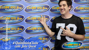 Foto Quintal da Clube com Jota Quest 201