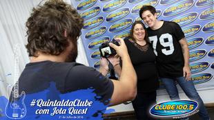 Foto Quintal da Clube com Jota Quest 203