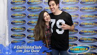 Foto Quintal da Clube com Jota Quest 204