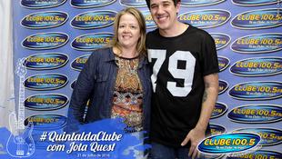 Foto Quintal da Clube com Jota Quest 206