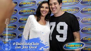 Foto Quintal da Clube com Jota Quest 207