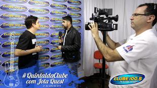 Foto Quintal da Clube com Jota Quest 210