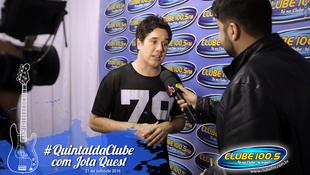 Foto Quintal da Clube com Jota Quest 212