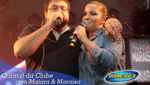 Foto Quintal da Clube com Maiara & Maraísa 5