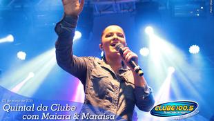 Foto Quintal da Clube com Maiara & Maraísa 13