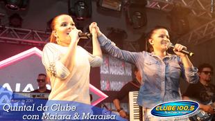 Foto Quintal da Clube com Maiara & Maraísa 14