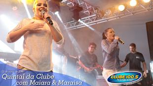 Foto Quintal da Clube com Maiara & Maraísa 15