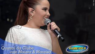 Foto Quintal da Clube com Maiara & Maraísa 16