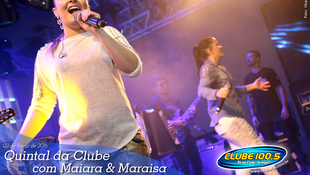 Foto Quintal da Clube com Maiara & Maraísa 18