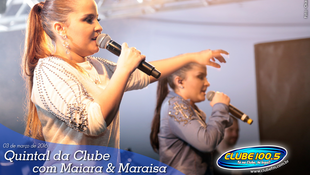 Foto Quintal da Clube com Maiara & Maraísa 19
