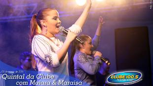 Foto Quintal da Clube com Maiara & Maraísa 21