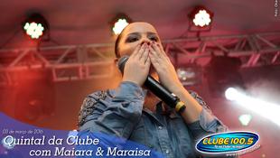 Foto Quintal da Clube com Maiara & Maraísa 22