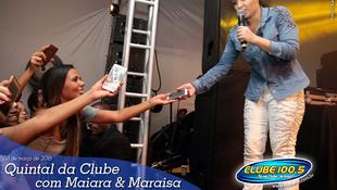 Foto Quintal da Clube com Maiara & Maraísa 24