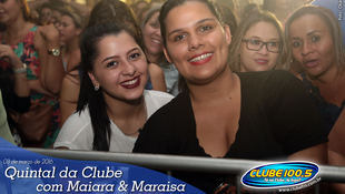 Foto Quintal da Clube com Maiara & Maraísa 25