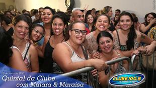 Foto Quintal da Clube com Maiara & Maraísa 28