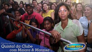 Foto Quintal da Clube com Jota Quest 245