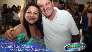 Foto Quintal da Clube com Maiara & Maraísa 31