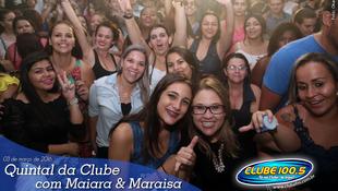 Foto Quintal da Clube com Maiara & Maraísa 33