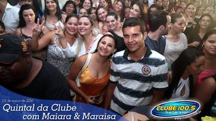 Foto Quintal da Clube com Maiara & Maraísa 34
