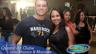 Foto Quintal da Clube com Maiara & Maraísa 35