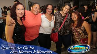 Foto Quintal da Clube com Maiara & Maraísa 36