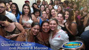 Foto Quintal da Clube com Maiara & Maraísa 37