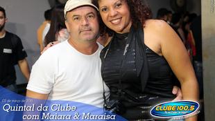 Foto Quintal da Clube com Maiara & Maraísa 38