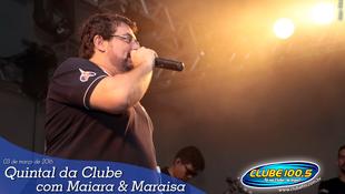 Foto Quintal da Clube com Maiara & Maraísa 39
