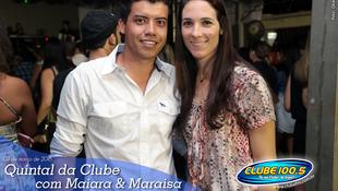 Foto Quintal da Clube com Maiara & Maraísa 40