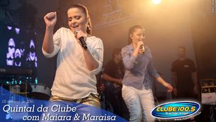 Foto Quintal da Clube com Maiara & Maraísa 41