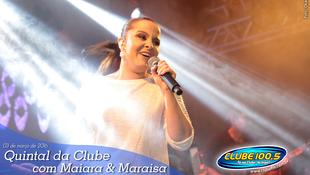 Foto Quintal da Clube com Maiara & Maraísa 42