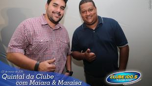 Foto Quintal da Clube com Maiara & Maraísa 43