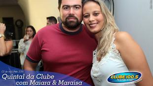 Foto Quintal da Clube com Maiara & Maraísa 45