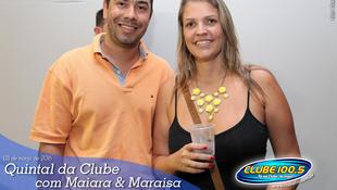 Foto Quintal da Clube com Maiara & Maraísa 46