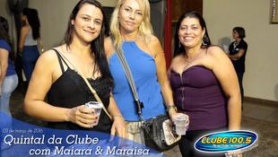 Foto Quintal da Clube com Maiara & Maraísa 48