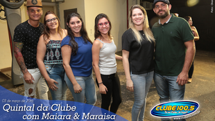 Foto Quintal da Clube com Maiara & Maraísa 51