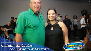 Foto Quintal da Clube com Maiara & Maraísa 53