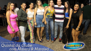Foto Quintal da Clube com Maiara & Maraísa 54