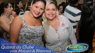 Foto Quintal da Clube com Maiara & Maraísa 55