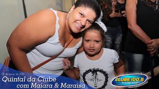 Foto Quintal da Clube com Maiara & Maraísa 57