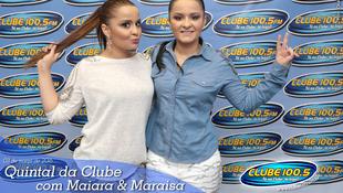 Foto Quintal da Clube com Maiara & Maraísa 58