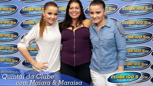 Foto Quintal da Clube com Maiara & Maraísa 59
