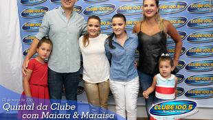 Foto Quintal da Clube com Maiara & Maraísa 61